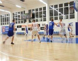 Praha - basketbalová akademie Sparta