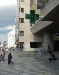 Praha - M. Horákové