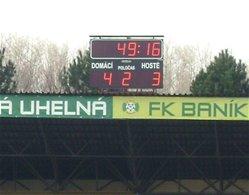 Sokolov - stadion FK