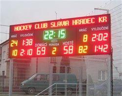 Hradec Králové - pozemní hokej
